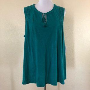 Old Navy Green Top